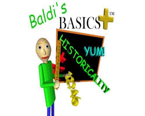 Baldis Basics Plus PC Game Free Download