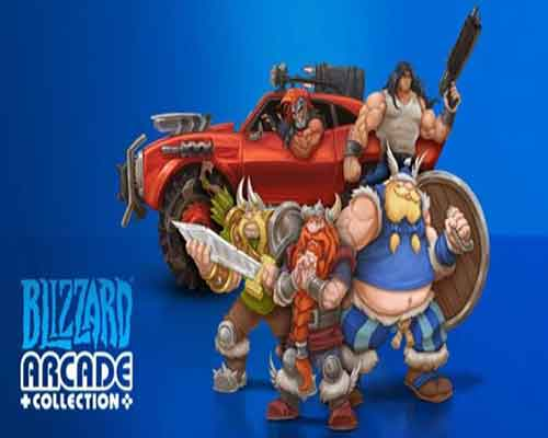 Blizzard Arcade Collection PC Game Free Download