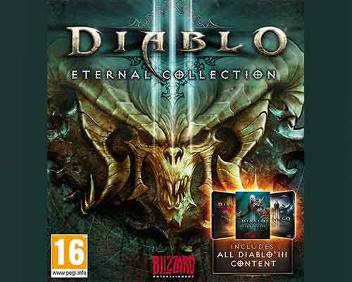 Diablo III Eternal Collection PC Game Free Download