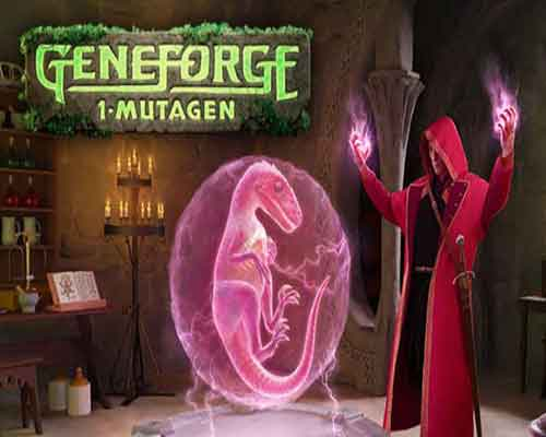 Geneforge 1 Mutagen PC Game Free Download