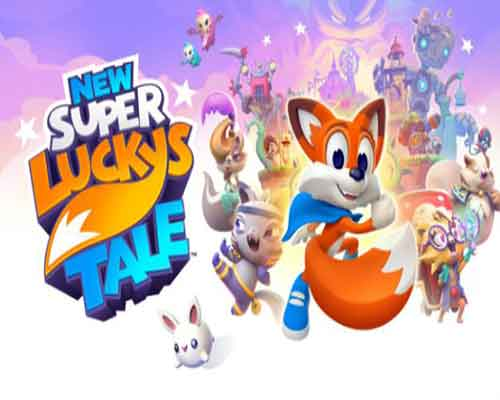 New Super Luckys Tale PC Game Free Download