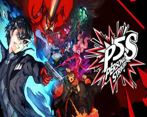 Persona 5 Strikers PC Game Free Download