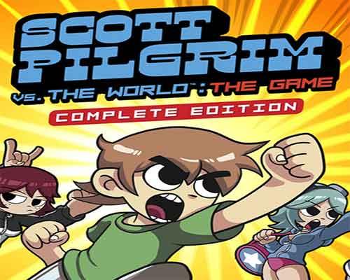 Scott Pilgrim vs The World The Game Complete Edition Free