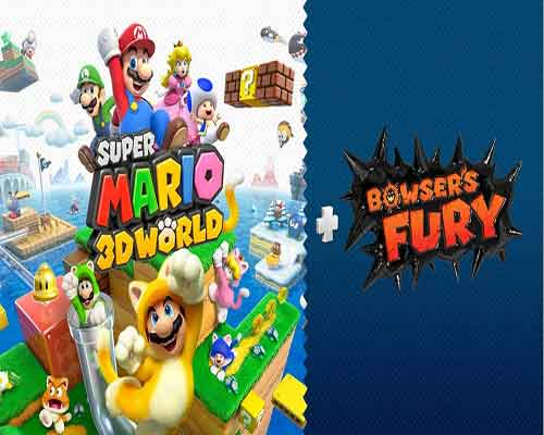 Super Mario 3D World PC Game Free Download