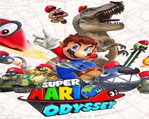 Super Mario Odyssey PC Game Free Download