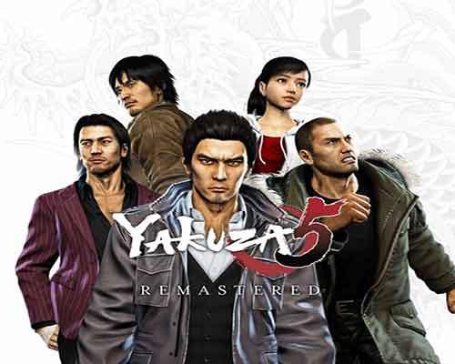 Yakuza 5 Remastered Game Free Download