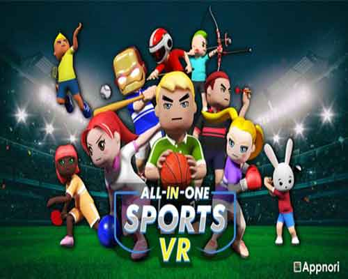 All In One Sports VR PC Game Free Download