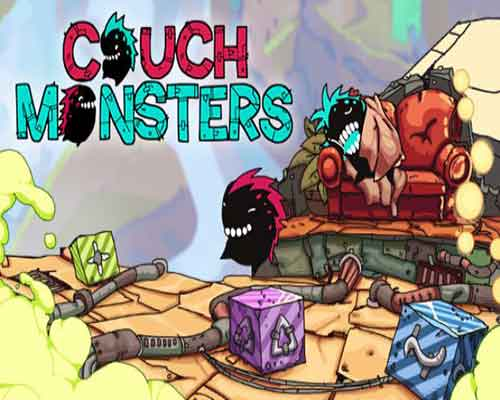 Couch Monsters PC Game Free Download