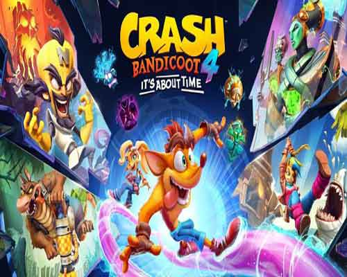 Crash Bandicoot 4 Its About Time Free Download