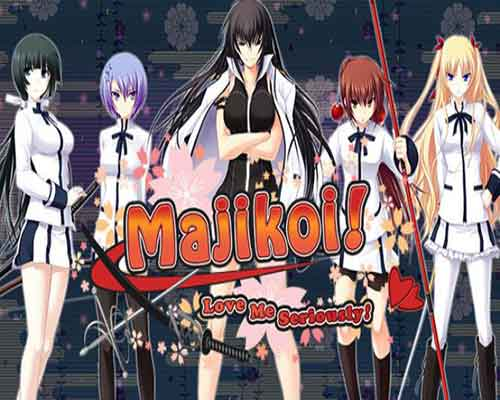 Majikoi Love Me Seriously Game Free Download
