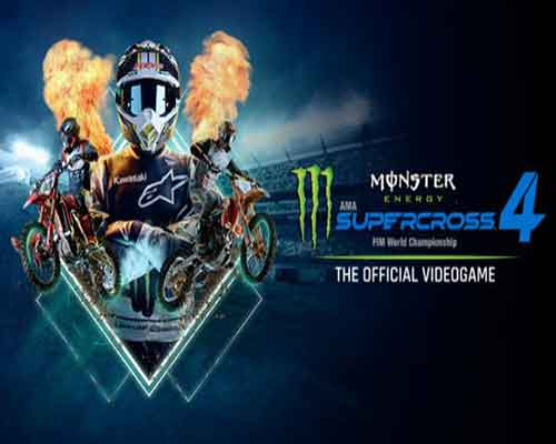 Monster Energy Supercross The Official Videogame 4 Free