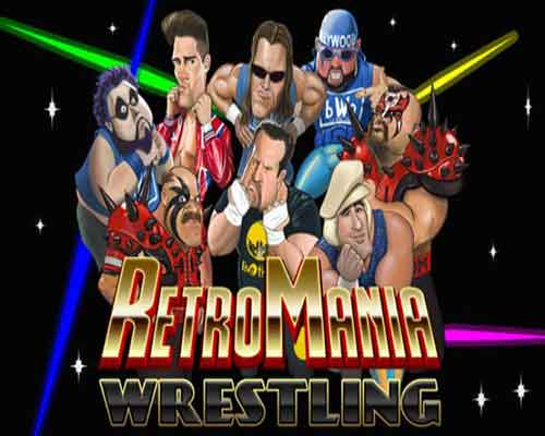 RetroMania Wrestling PC Game Free Download