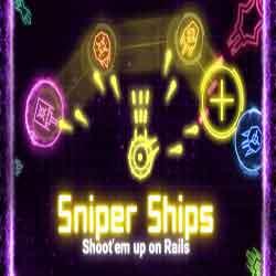 Sniper Ships Shoot em Up on Rails