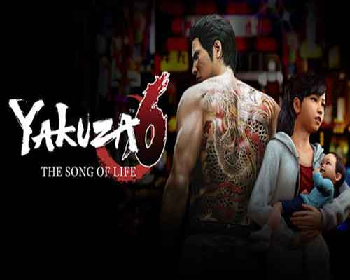 Yakuza 6 The Song of Life Game For Free