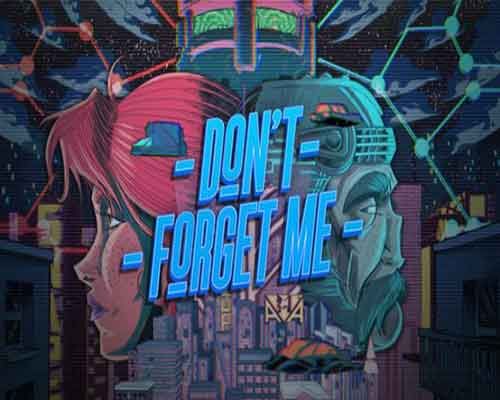 Dont Forget Me PC Game Free Download