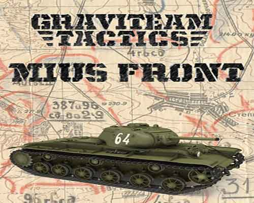 Graviteam Tactics Mius Front Game Free Download