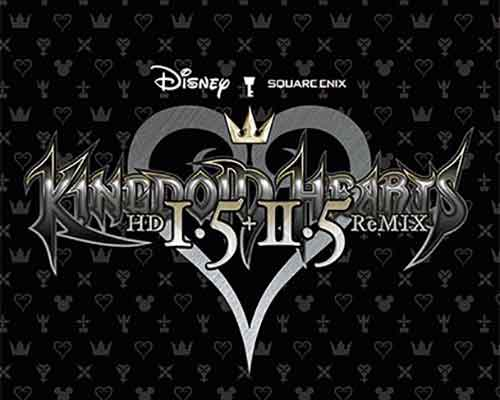 Kingdom Hearts HD Game Free Download