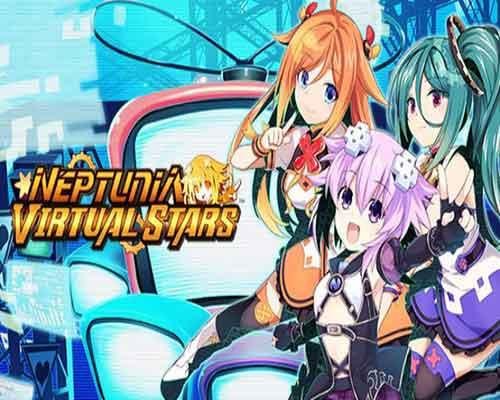 Neptunia Virtual Stars PC Game Free Download
