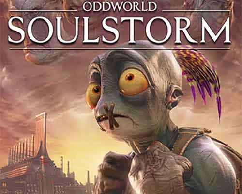 Oddworld Soulstorm PC Game Free Download