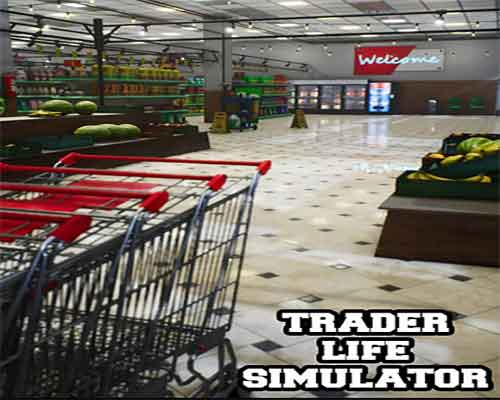 Trader Life Simulator PC Game Free Download