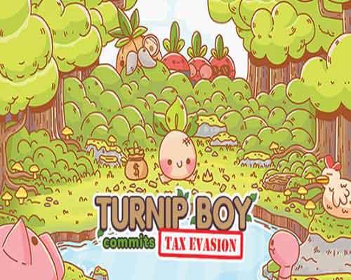 Turnip Boy Commits Tax Evasion Game Free Download