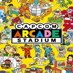 Capcom Arcade Stadium Packs 1 2 and 3