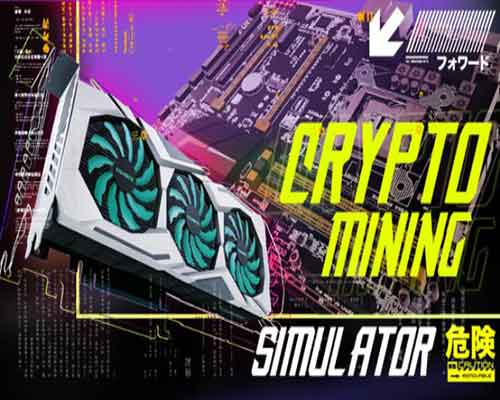 Crypto Mining Simulator PC Game Free Download