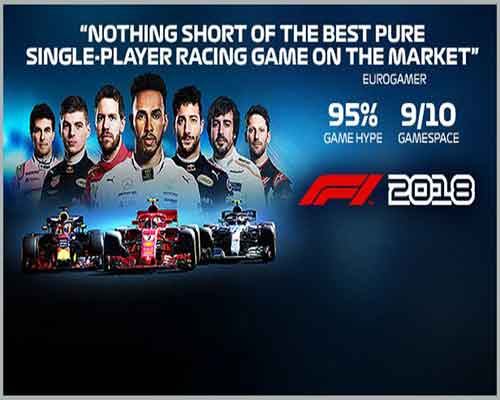 F1 2018 PC Game Free Download