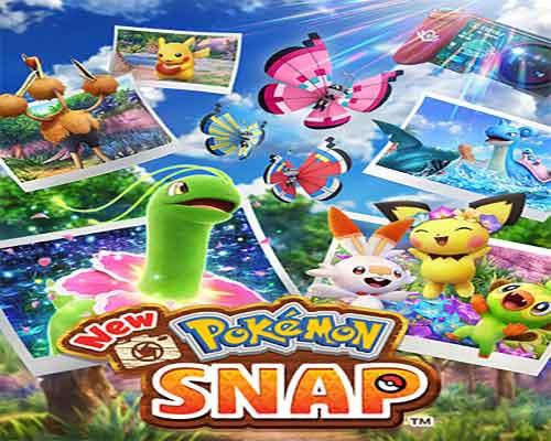 New Pokemon Snap PC Game Free Download