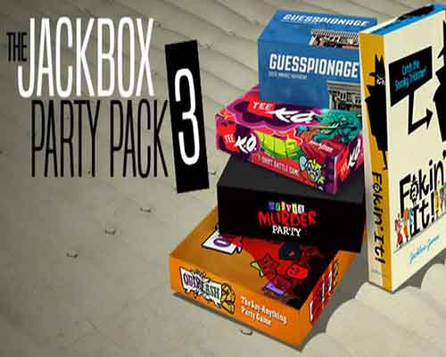 The Jackbox Party Pack 3 Game Free Download