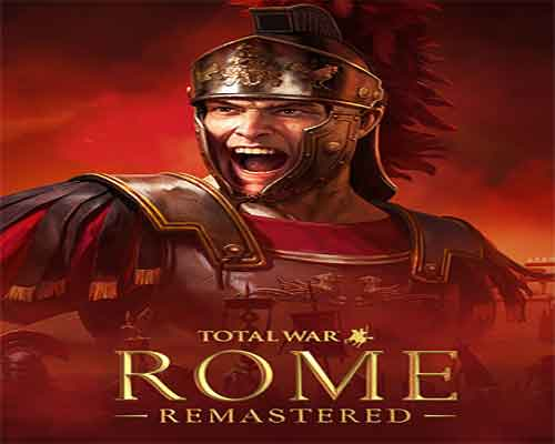 Total War ROME Remastered PC Game Free Download