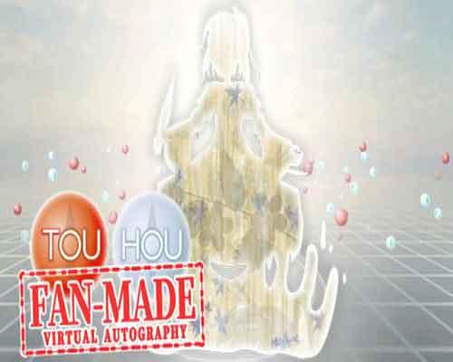 Touhou Fan made Virtual Autography Free