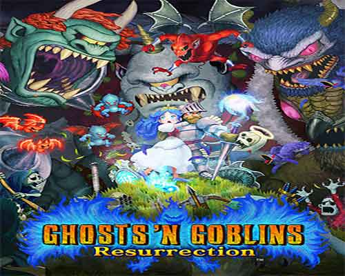 Ghosts n Goblins Resurrection PC Game Free Download