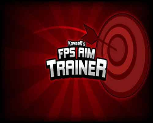 KovaaKs FPS Aim Trainer PC Game Free Download