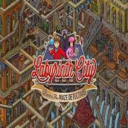 Labyrinth City Pierre the Maze Detective