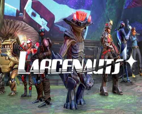 Larcenauts PC Game Free Download