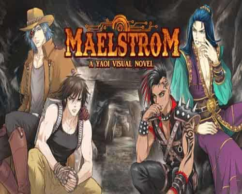 Maelstrom A Yaoi Visual Novel PC Game Free Download