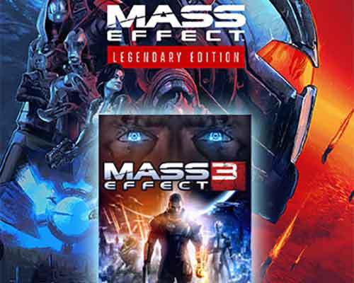 Mass Effect 3 Legendary Edition Free Download