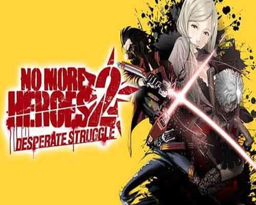 No More Heroes 2 Desperate Struggle Free Download