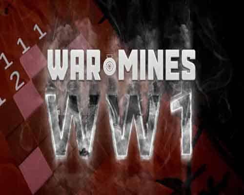 War Mines WW1 PC Game Free Download