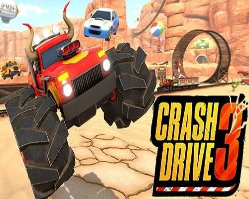 Crash Drive 3 PC Game Free Download