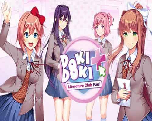 Doki Doki Literature Club Plus PC Game Free Download