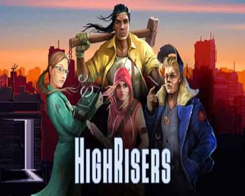 Highrisers PC Game Free Download