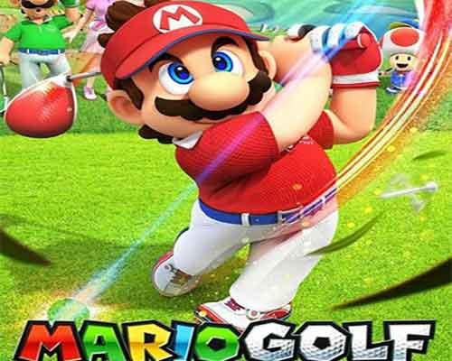 Mario Golf Super Rush PC Game Free Download