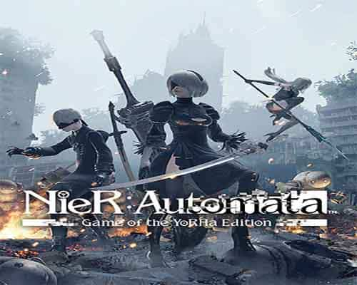 NieR Automata Game of the YoRHa Edition PC Game Free Download