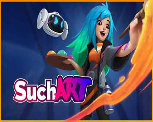 SuchArt Genius Artist Simulator PC Game Free Download
