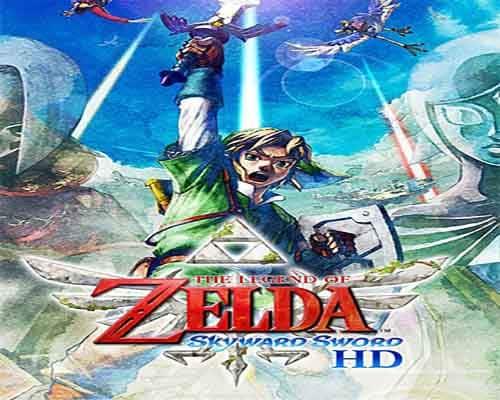 The Legend of Zelda Skyward Sword HD PC Game Free Download
