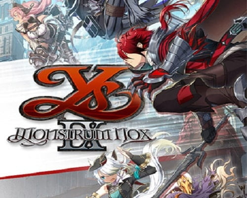 Ys IX Monstrum Nox Ultimate Edition Free Download