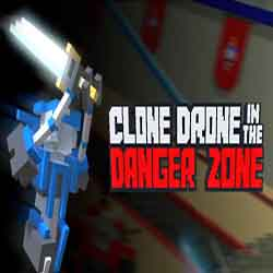 lone Drone in the Danger Zone