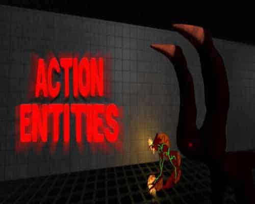 Action Entities PC Game Free Download